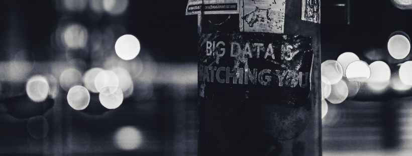 Big data is watching you photo